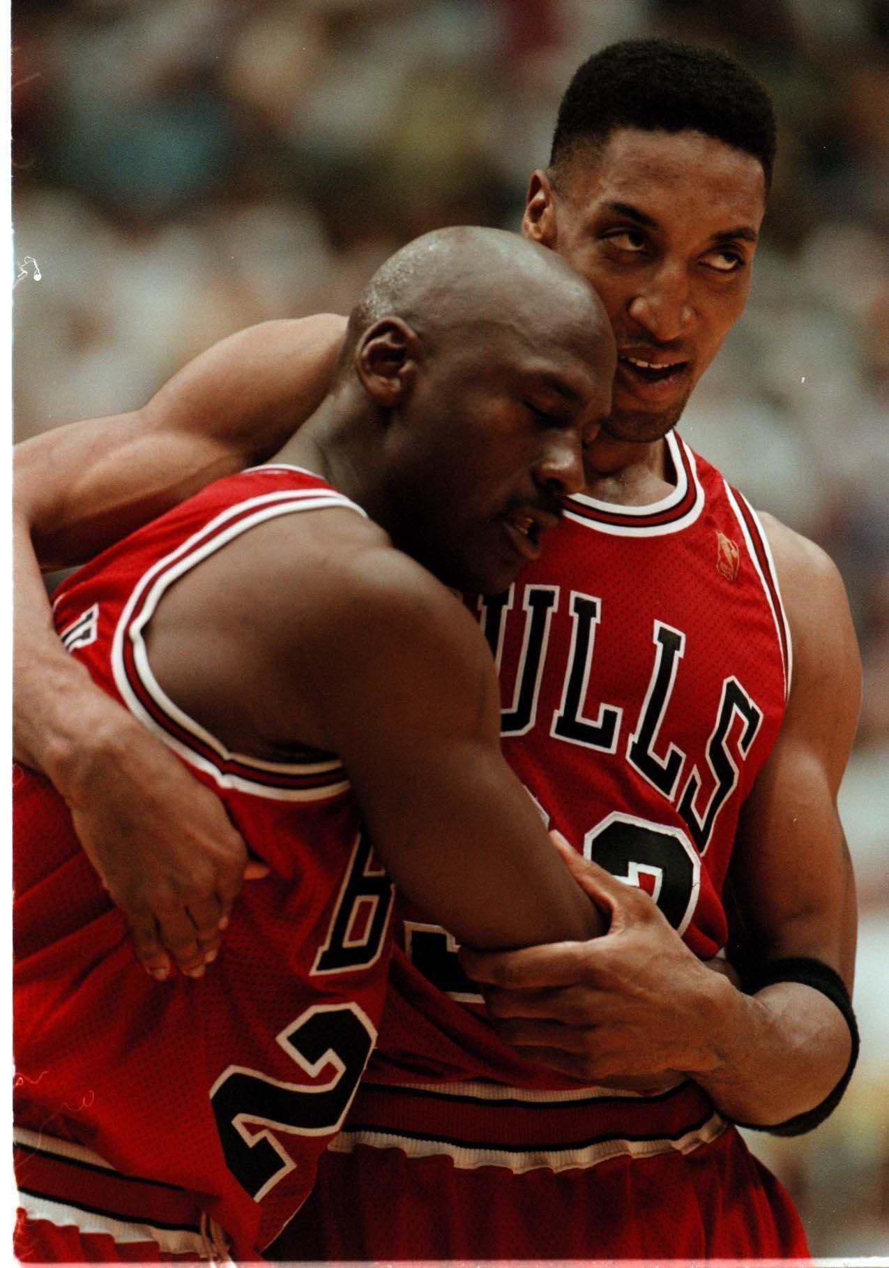 June 11, 1997: Michael Jordan shook off the flu for 38 ...