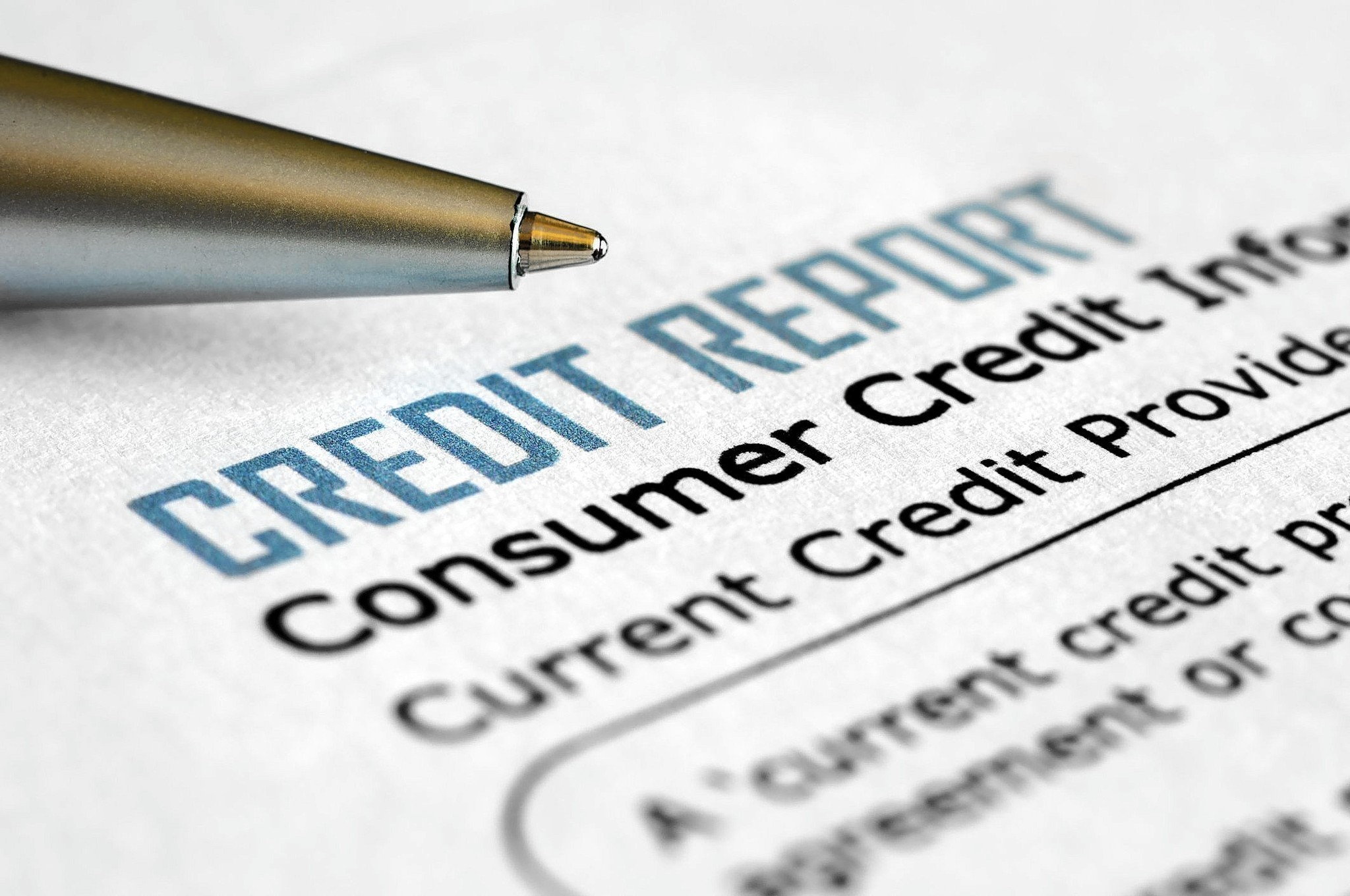 bill could help a number of americans improve their credit scores
