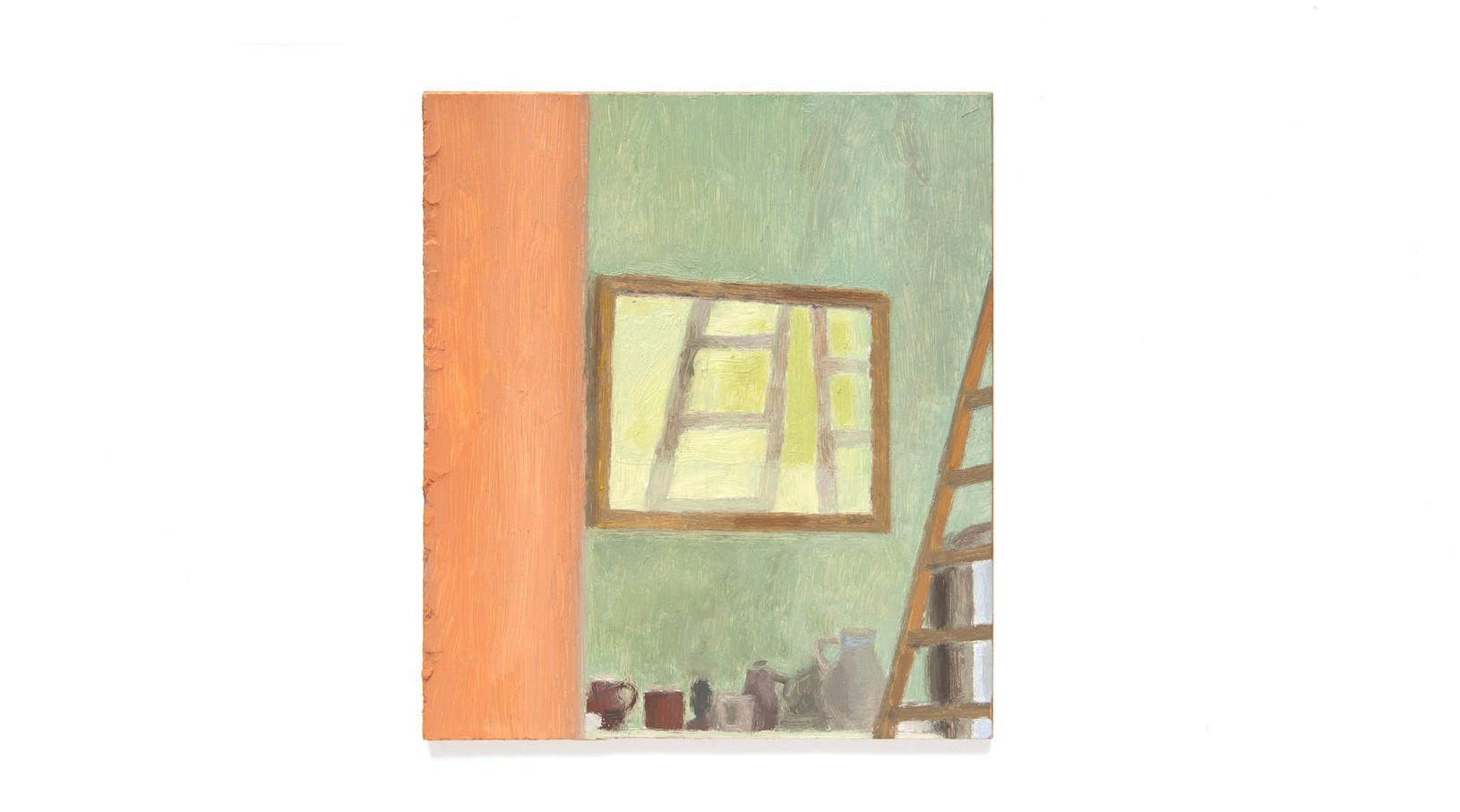 """Studio Corner (Cezanne)"" by Eleanor Ray at the Landing"