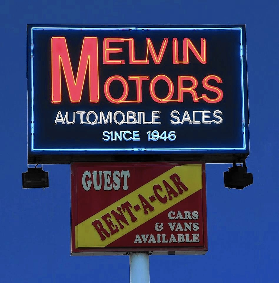 After 70 Years Melvin Motors Moves On Bowie Blade News
