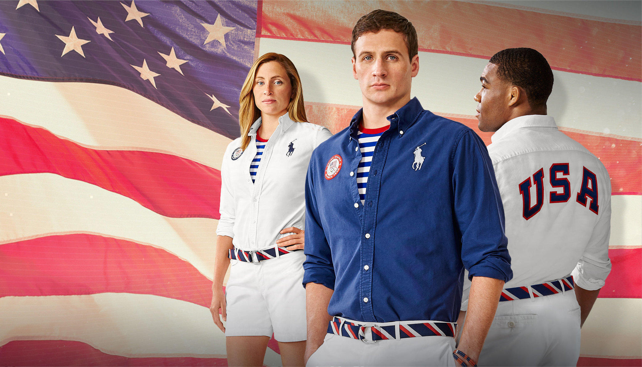 The Polo Ralph Lauren 2016 U.S. Olympic collection: Four things to think about - LA