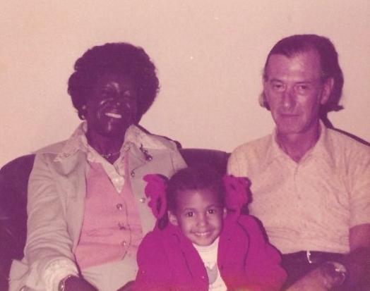 My family, circa 1976.