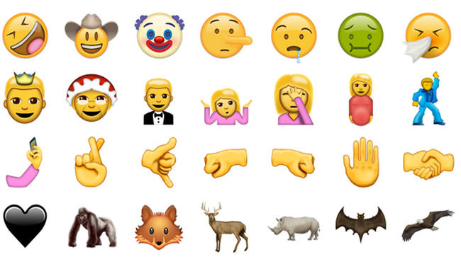 There's A Bunch Of New Emojis And People Are Already Pissed About ...
