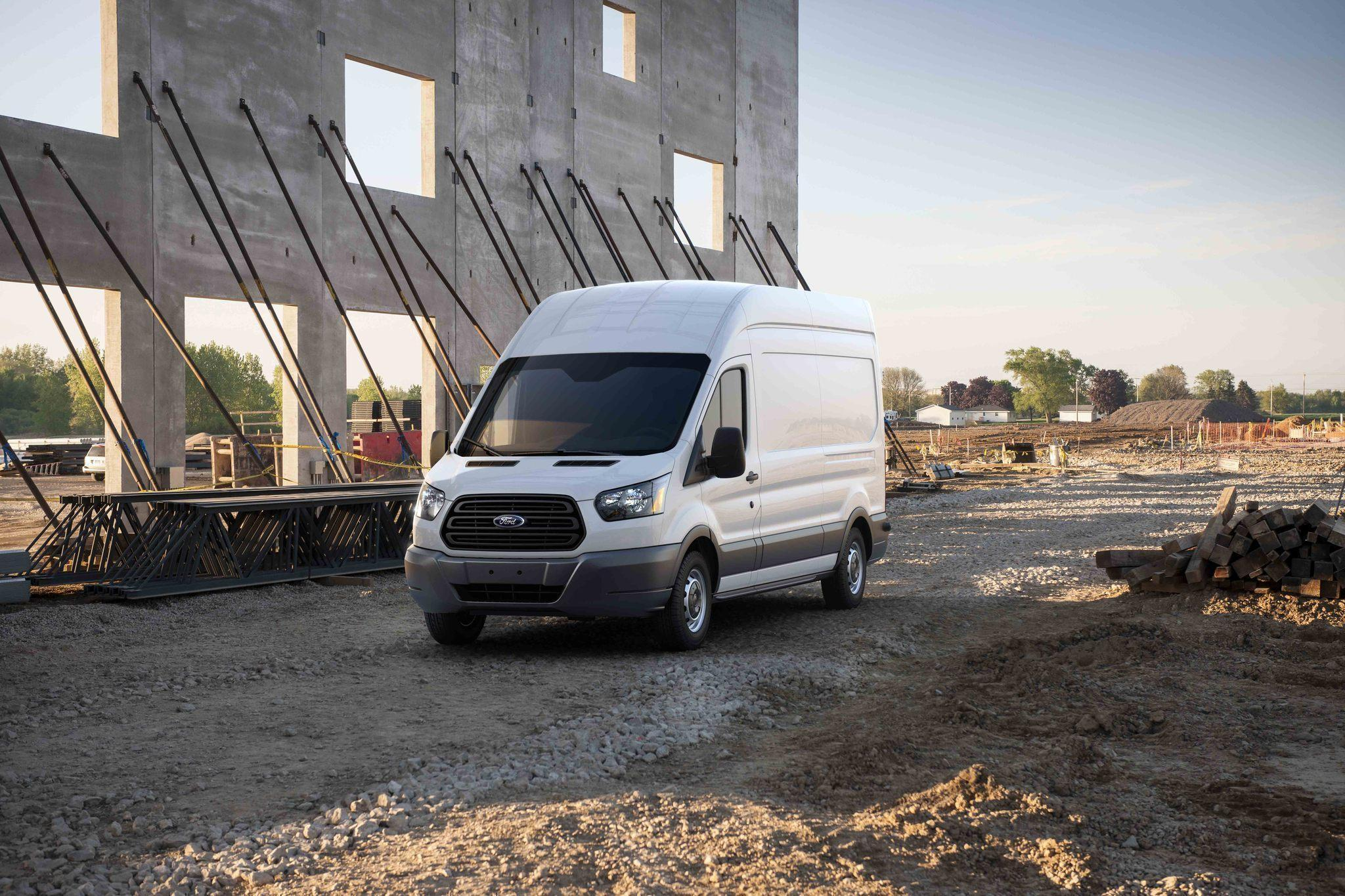 Ford transit is still the u s top selling commercial van and sales are rising la times