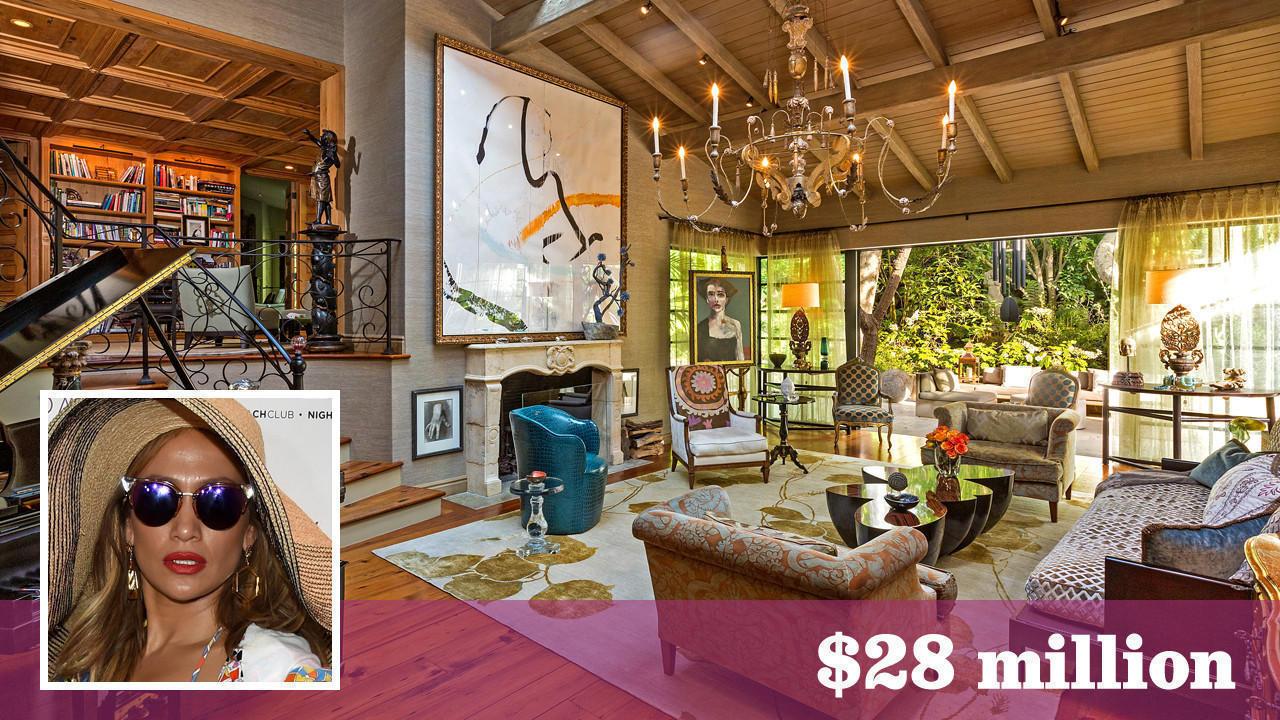 jennifer lopez buys sela ward 39 s 8 acre estate in bel air. Black Bedroom Furniture Sets. Home Design Ideas