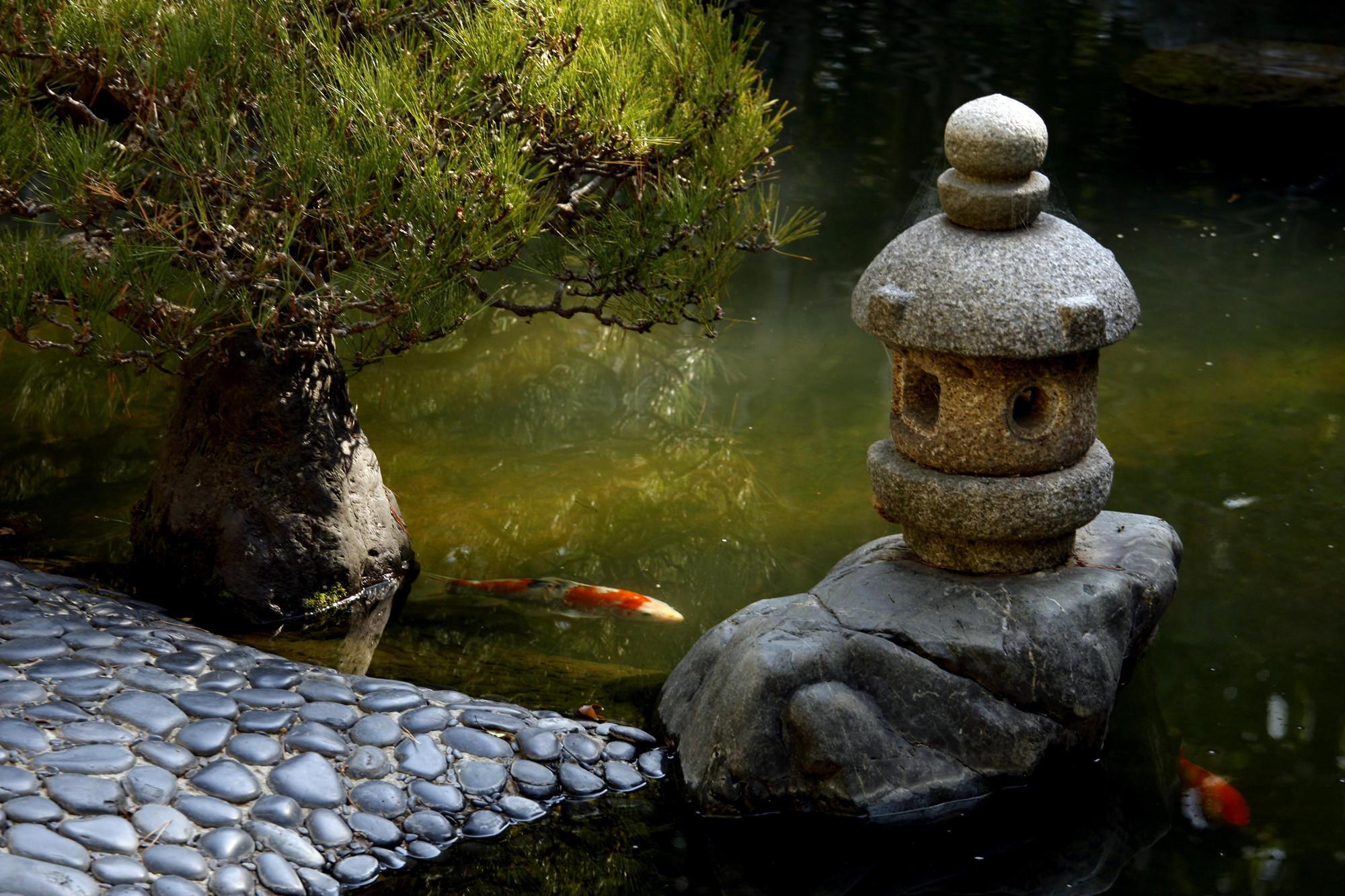 ucla sells landmark japanese garden for 125 million la times