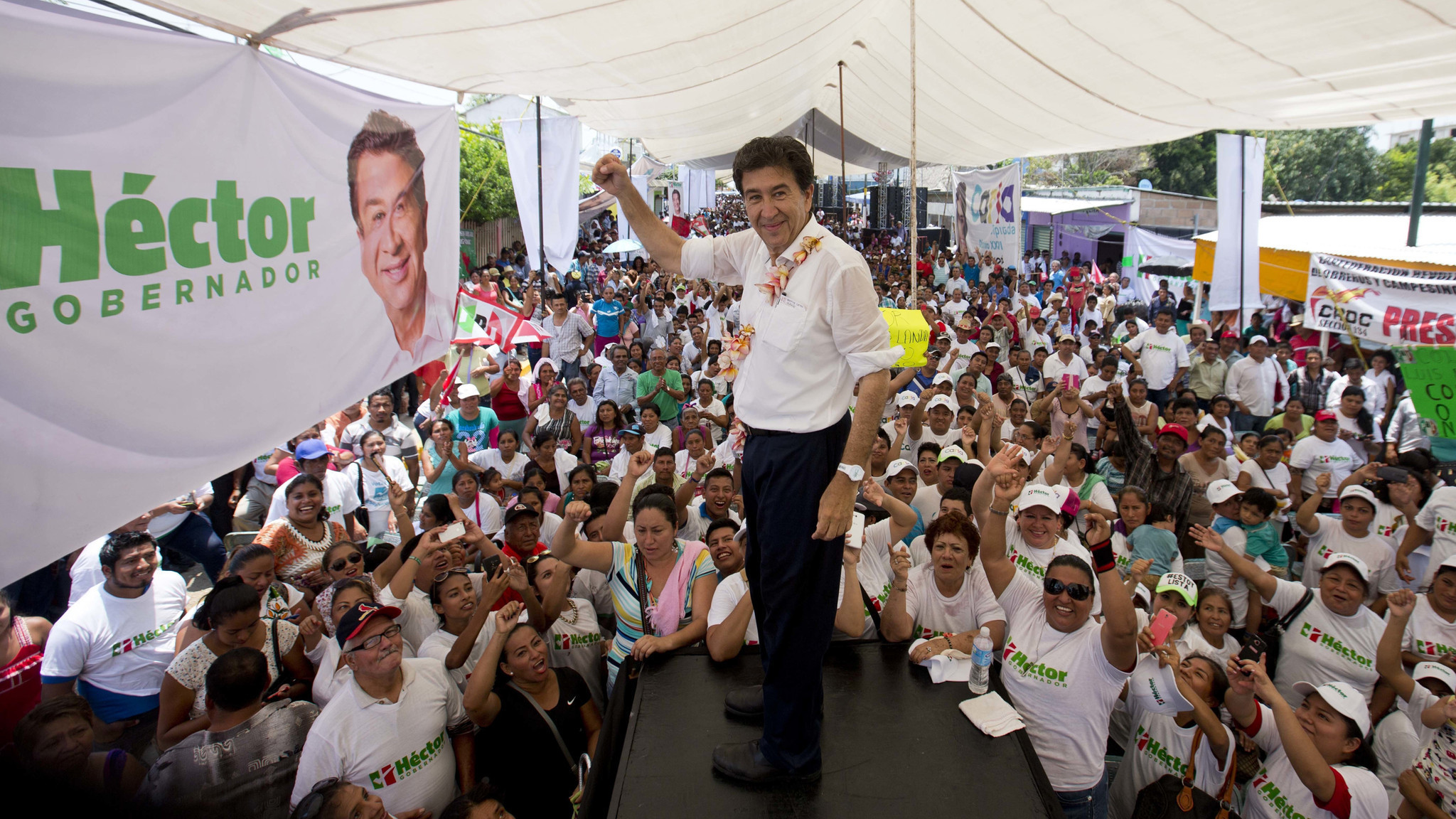 Mexican elections: Ruling party faces challenges from left ...