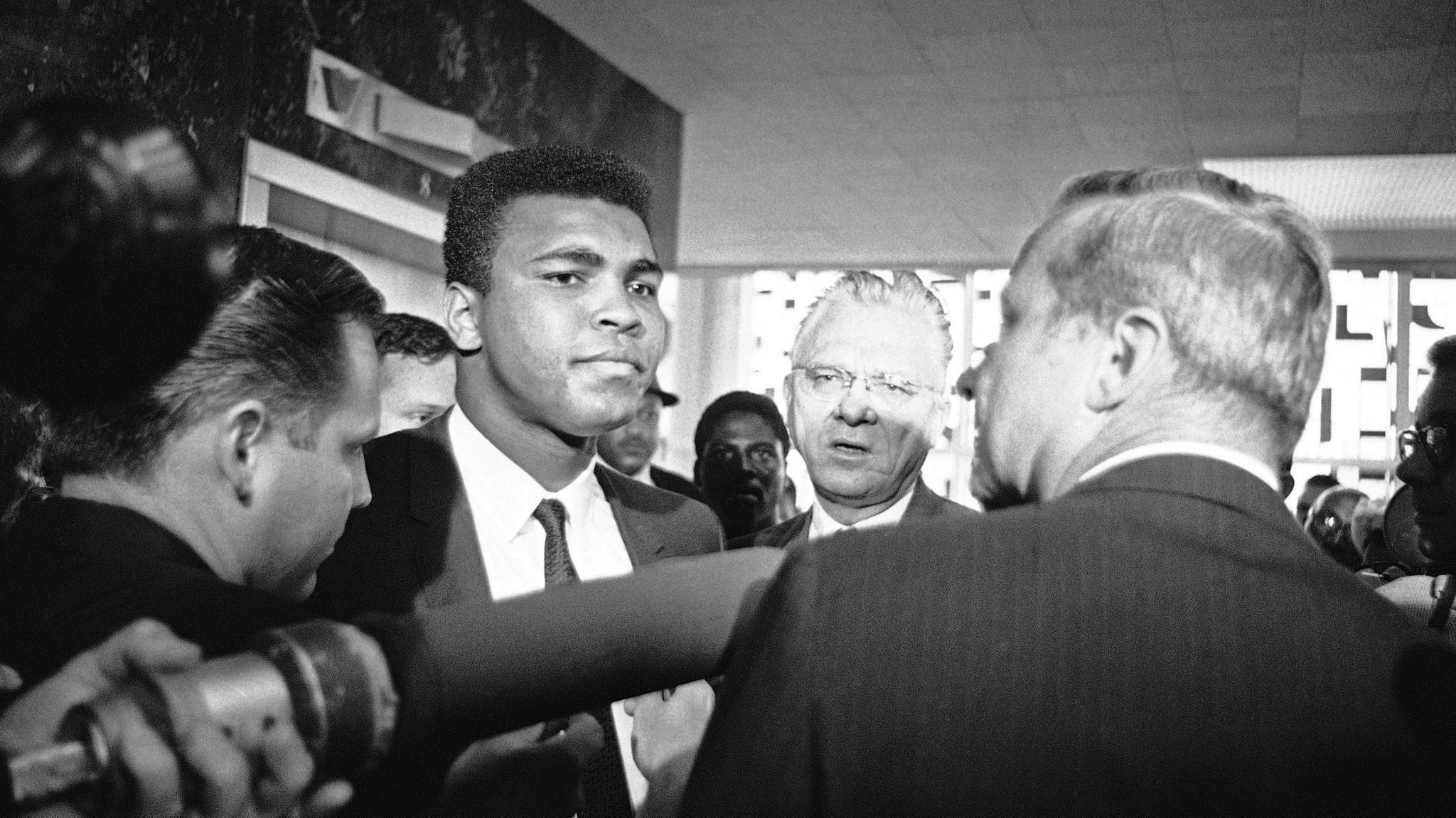 Don T Remember Muhammad Ali As A Sanctified Sports Hero