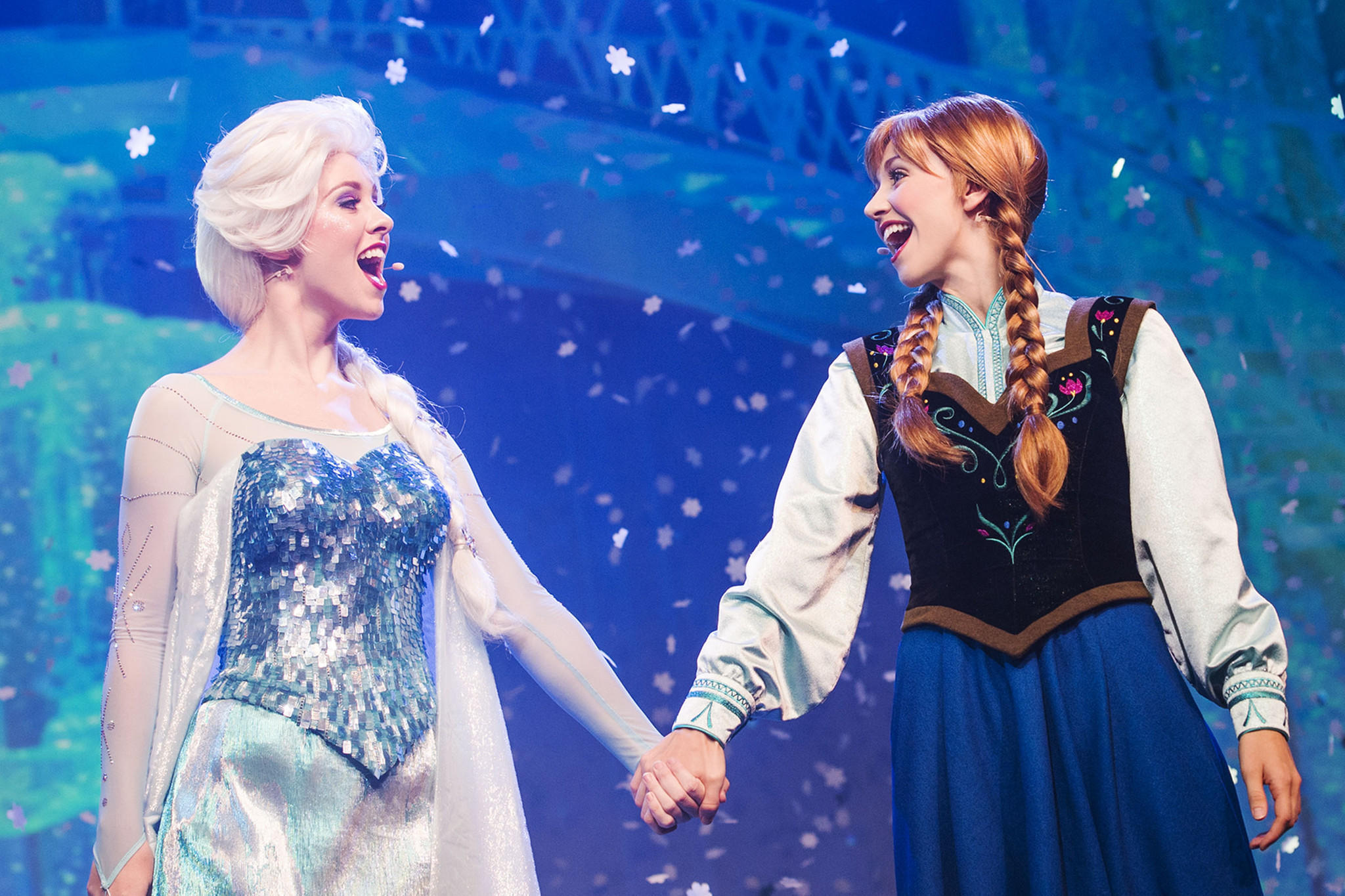 Frozen Musical Turns Hit Movie Into A Broadway Style