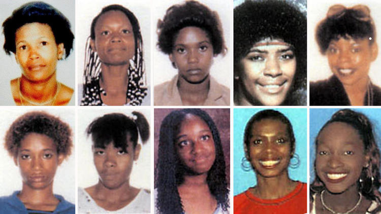 Photos: Grim Sleeper victims