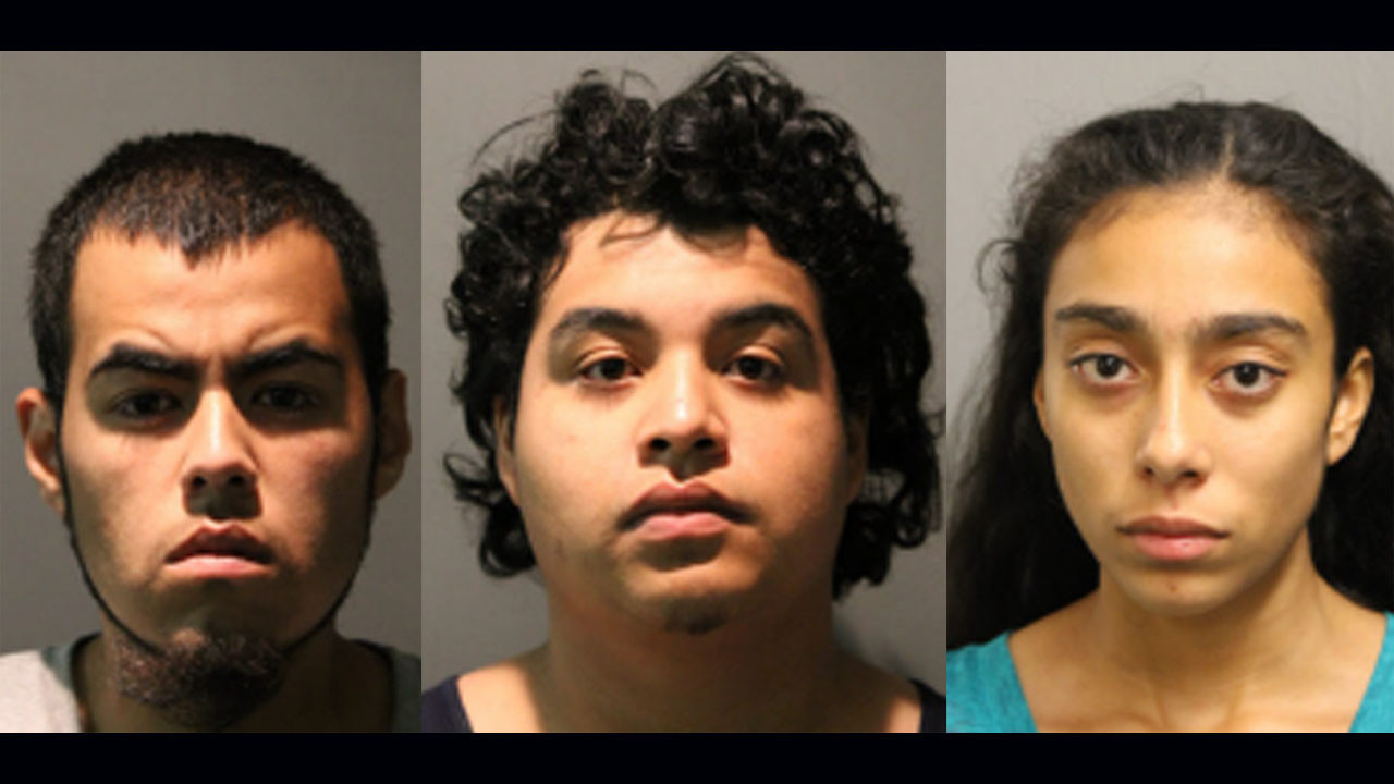 4 charged in robbery, stabbing of woman on Southwest Side