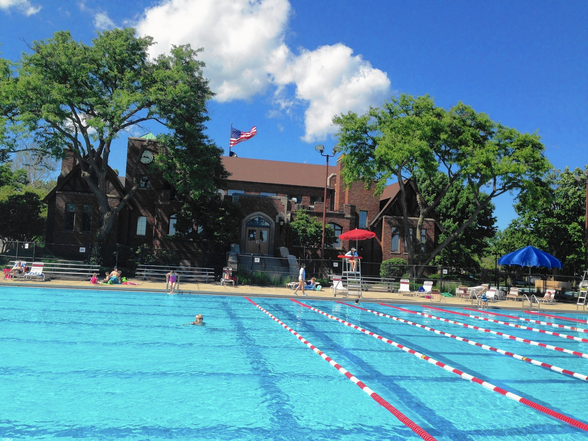Arlington Heights Park District 39 S Five Outdoor Pools Slated For Summer Opening Chicago Tribune