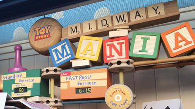 Toy Story Mania! expansion alleviates longest waits, improves tech