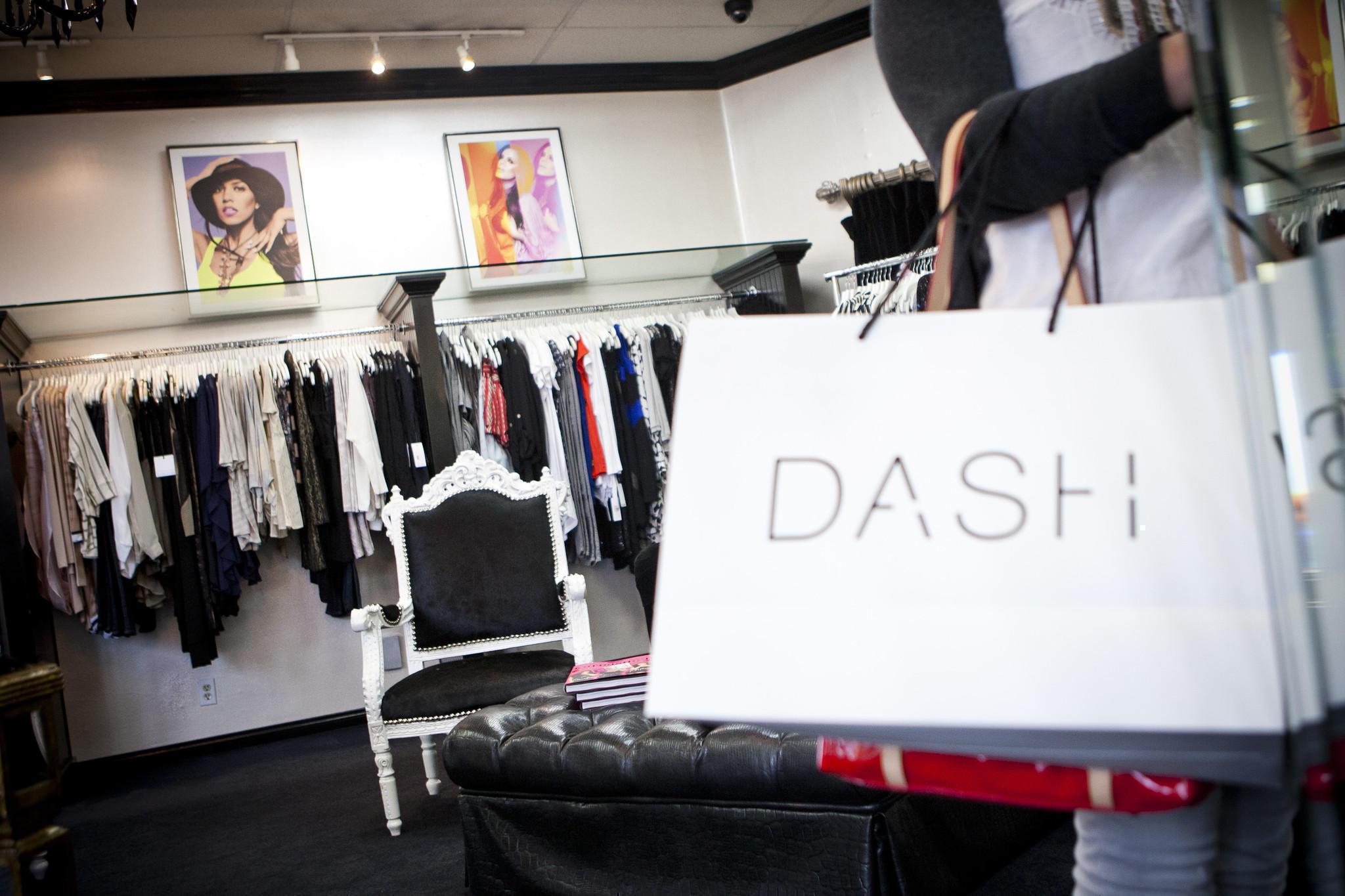 Kardashian Clothing Store Website