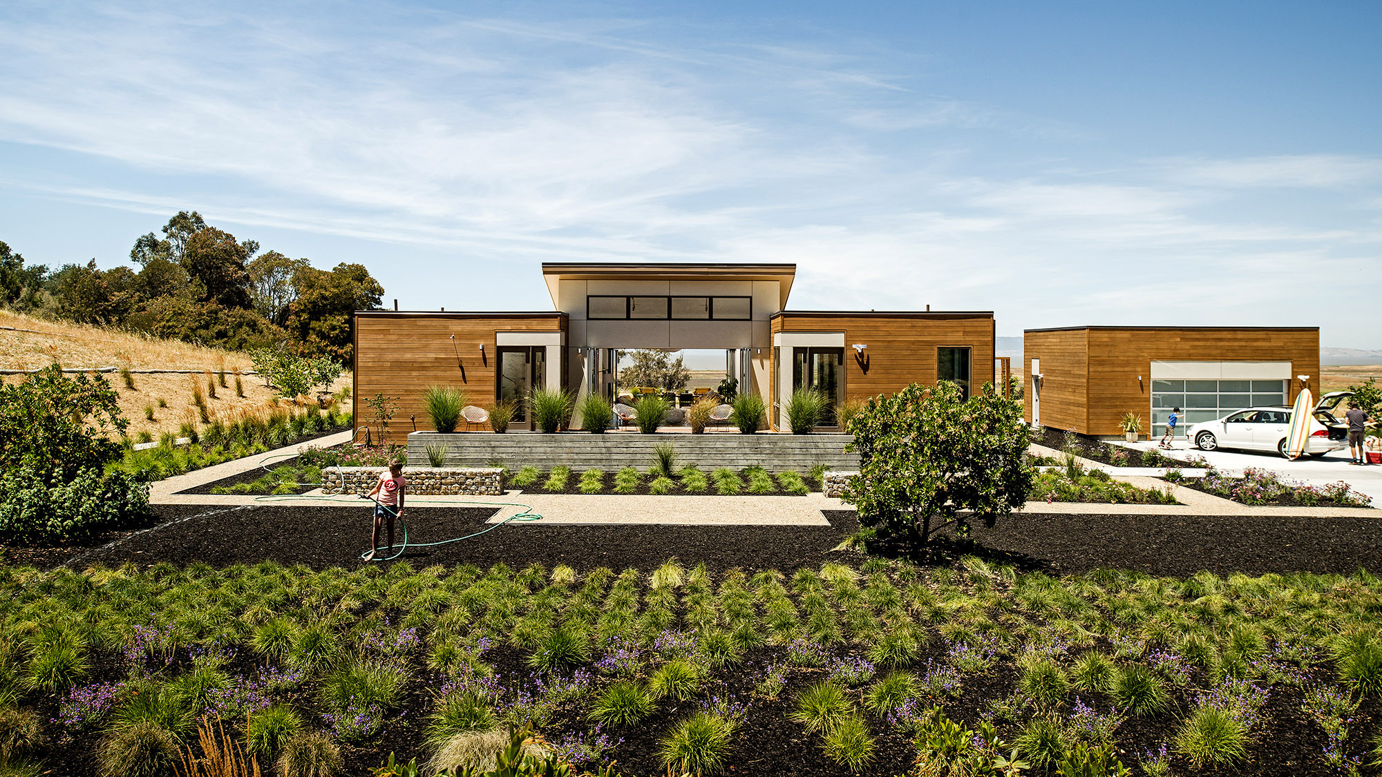 What Is A Prefab Home prefab homes for sophisticated tastes - la times