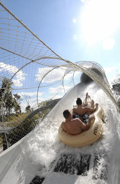 New Family Raft Ride Planned At Disney World S Typhoon
