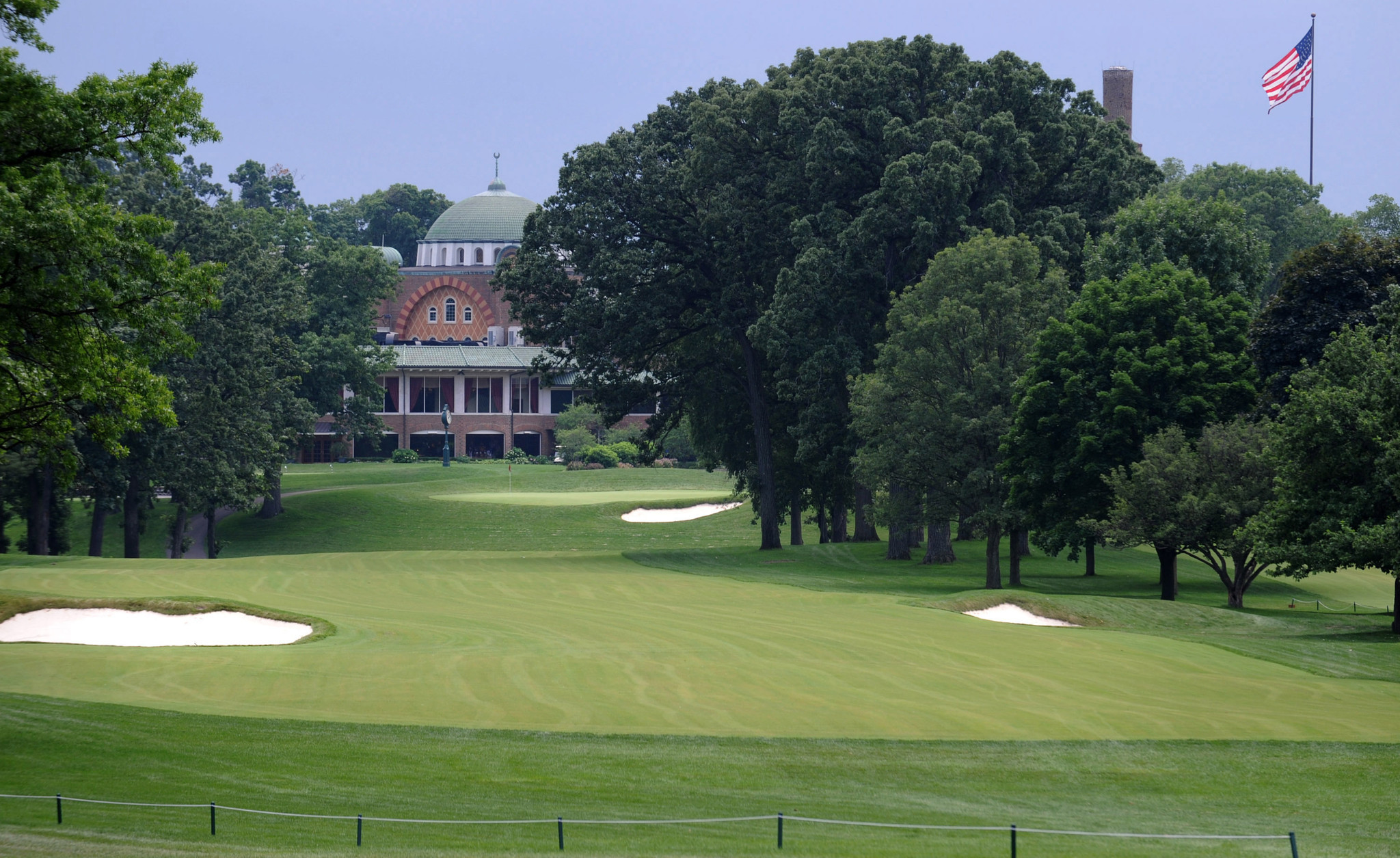 Medinah Might Be Done With Majors Preferring To Land