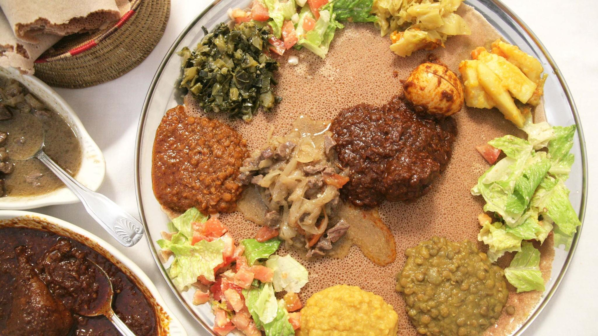 At Lalibela in Little Ethiopia, order the doro wot and ask ... | 2048 x 1152 jpeg 367kB