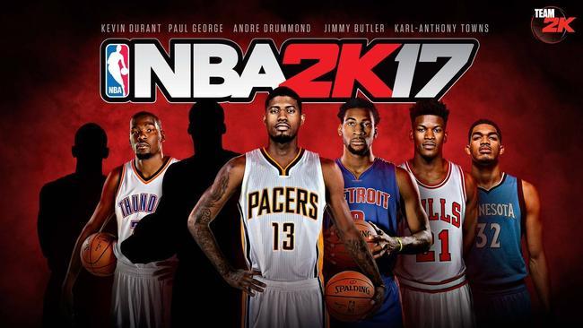 Resultado de imagem para NBA 2K17