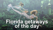 Pictures: Florida getaways of the day
