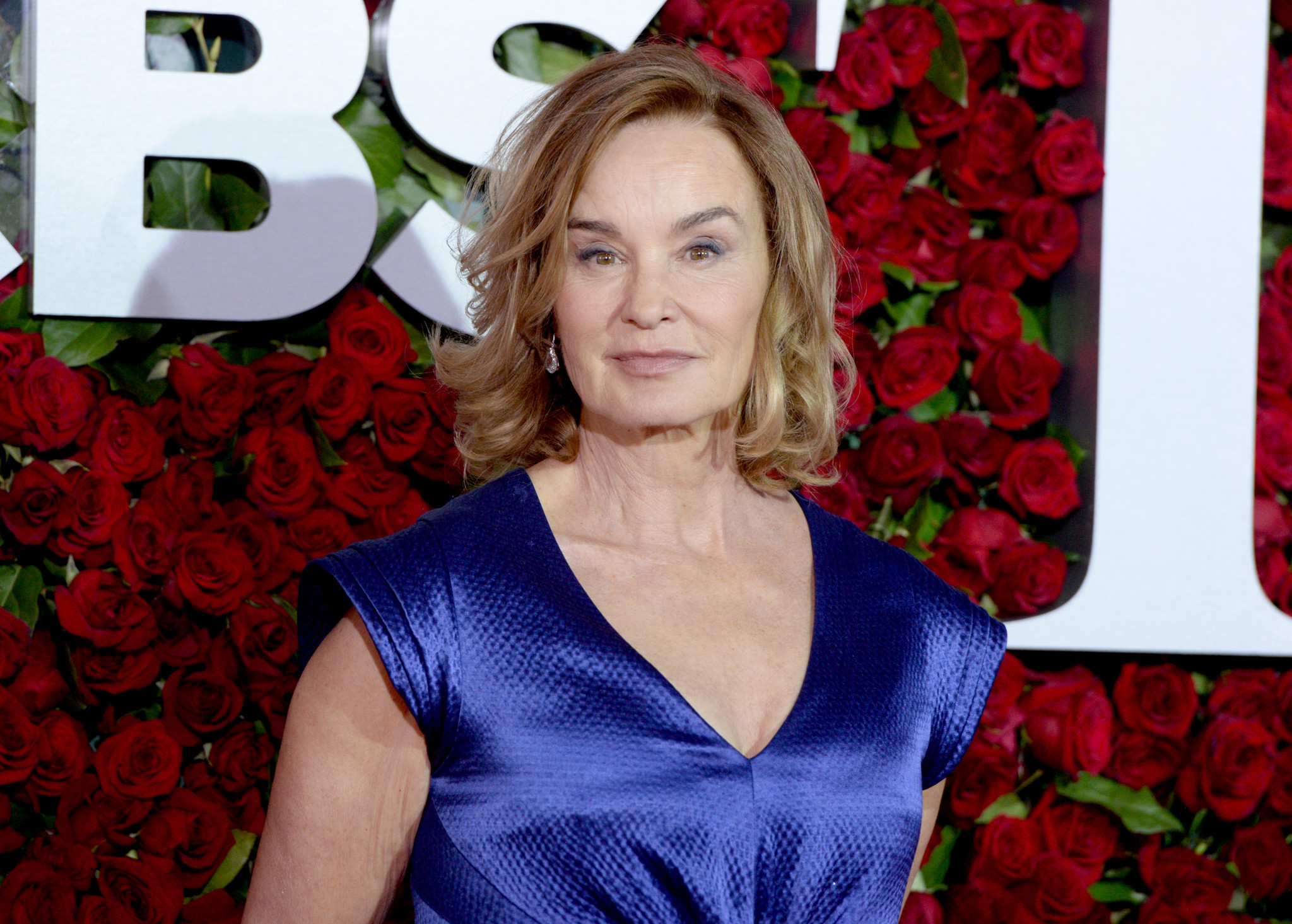 Jessica Lange finds th...