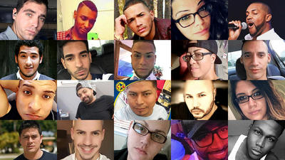 Orlando nightclub shooting: Read about the victims
