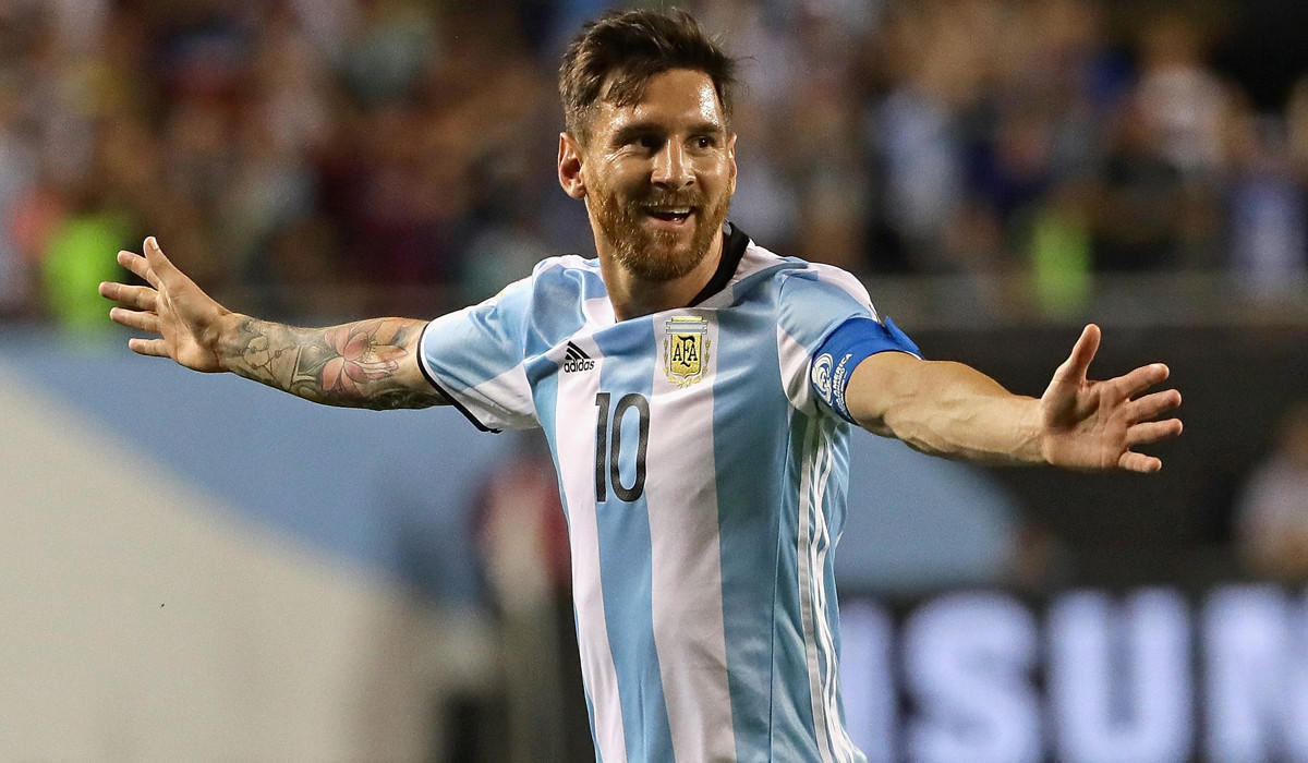 Image Gallery Messi Argentina