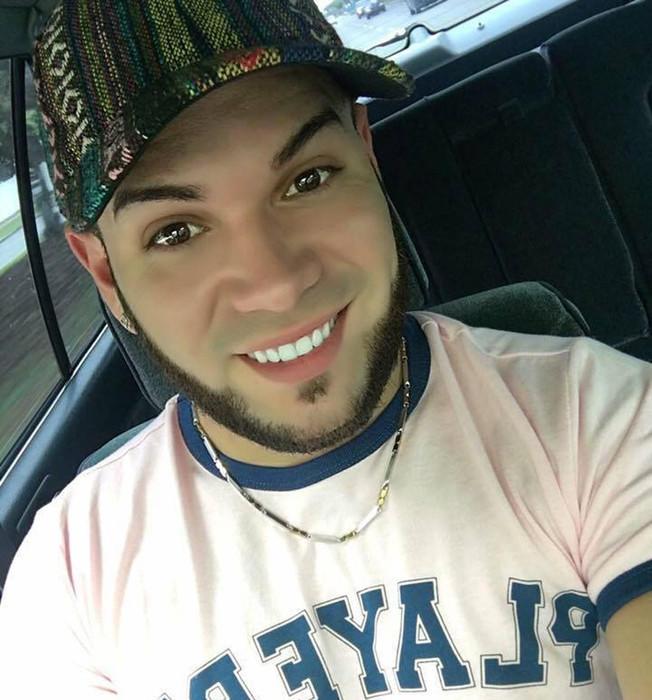 Gilberto Ramon Silva Menendez, 25.
