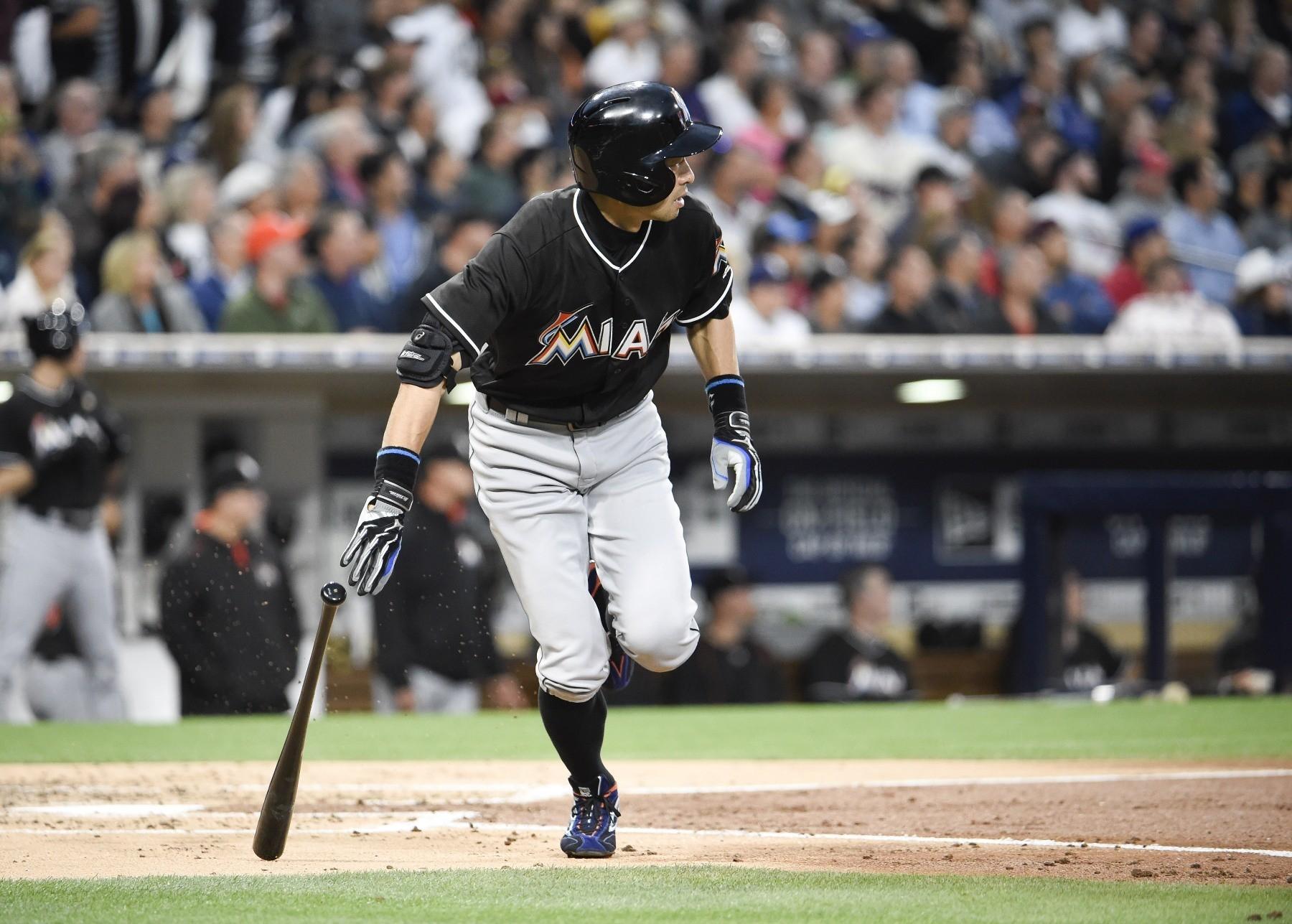 Ichiro Sparks Marlins In Leadoff Spot Orlando Sentinel
