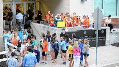 Harford school board OKs budget, keeps swimming, raises fee to $100