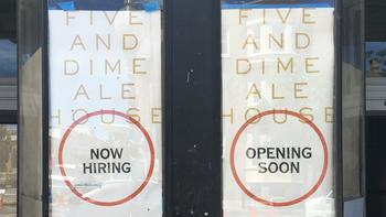 Five And Dime Ale House Eyes September Opening In Hampden