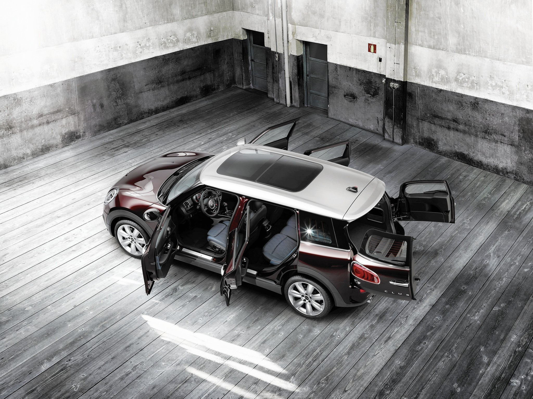 2016 mini cooper s clubman gets big, bruh - chicago tribune