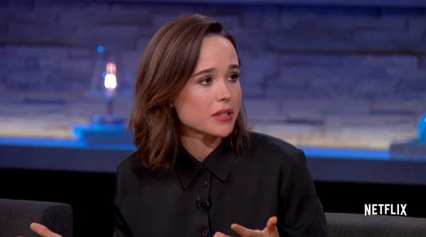Ellen page emotionally discusses orlando shooting with chelsea handler