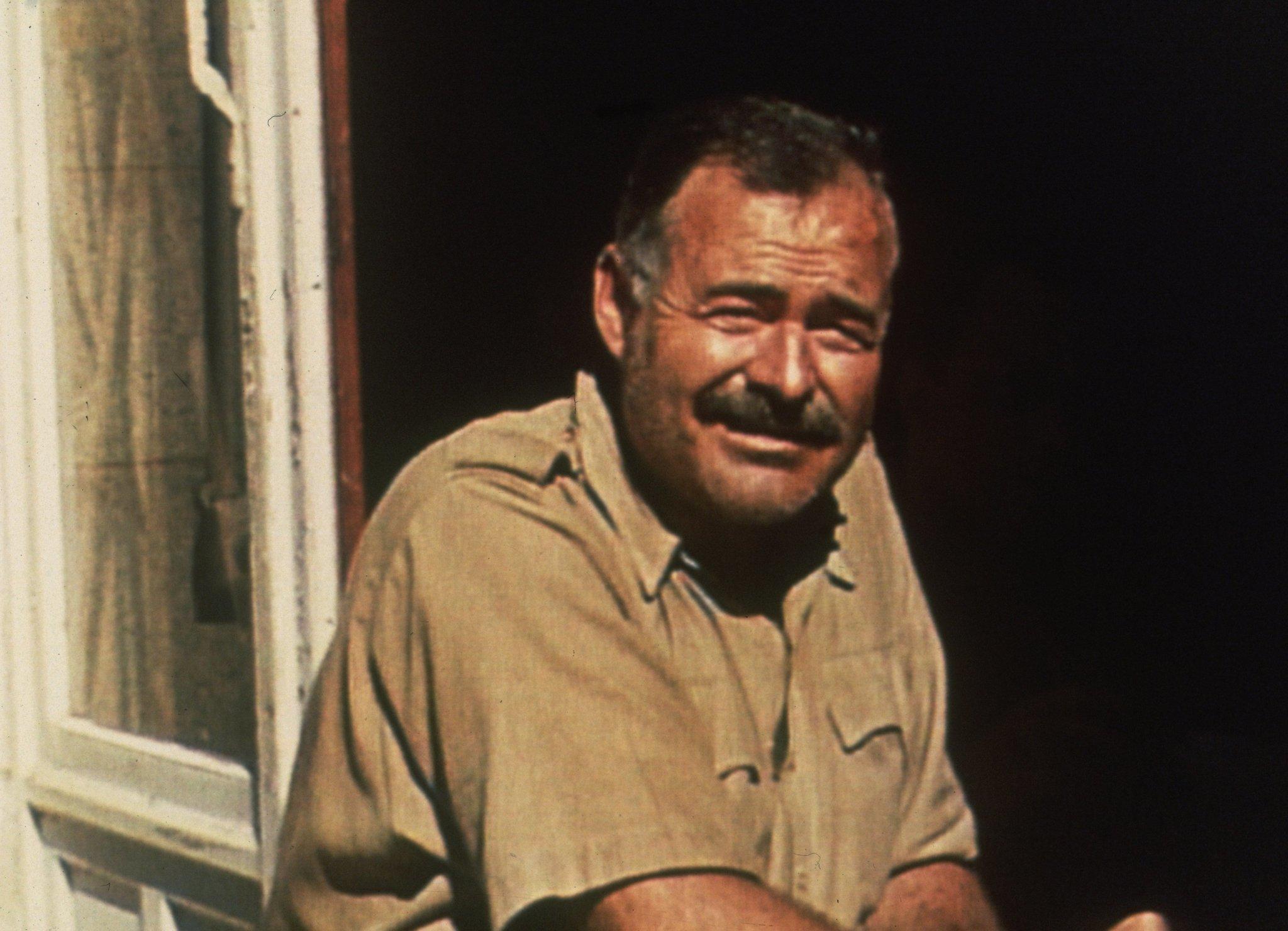 Hemingway Articles - Magazine cover