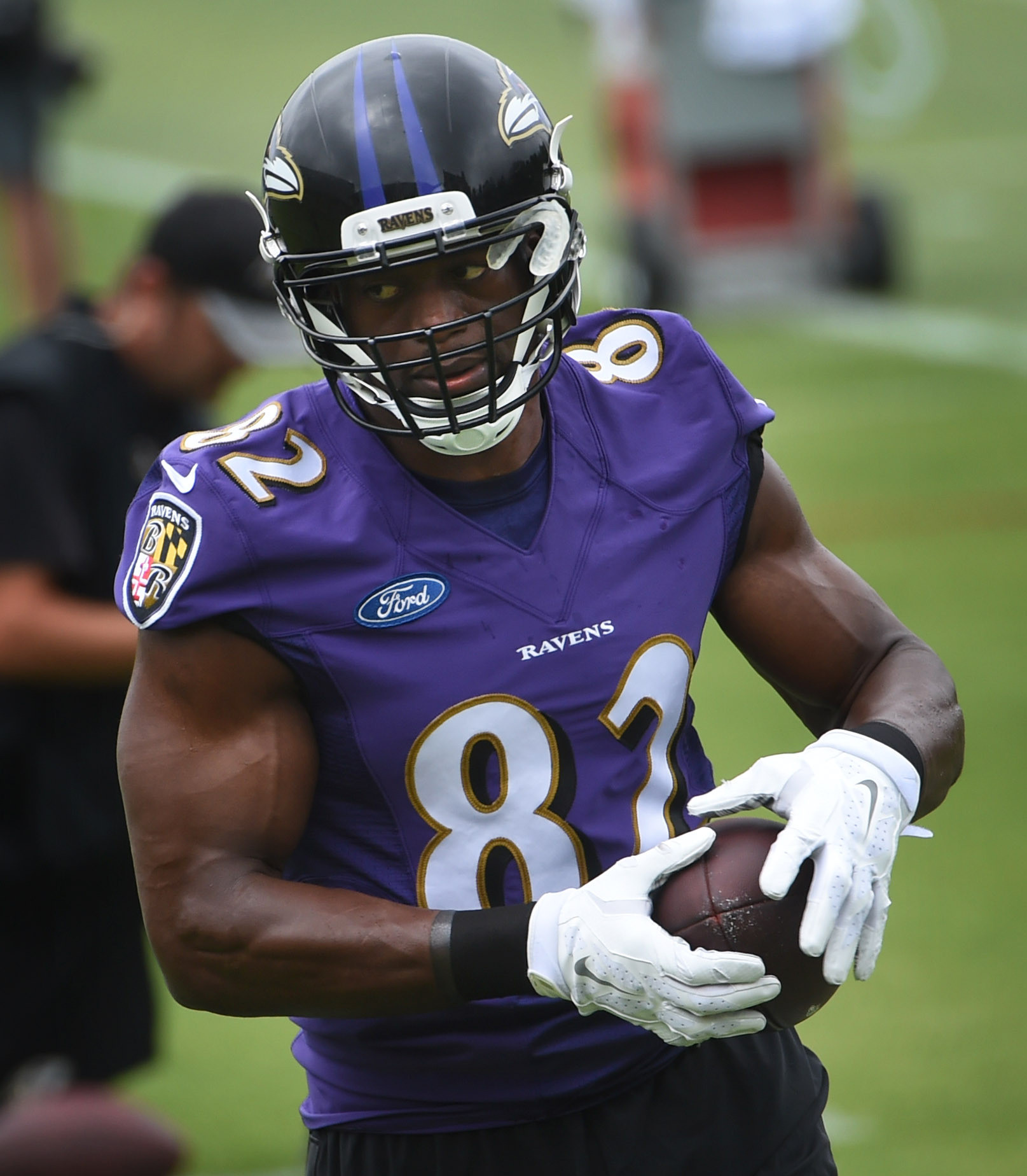 Benjamin Watson clarifies his role in inquiring about Ravens' CBA ...