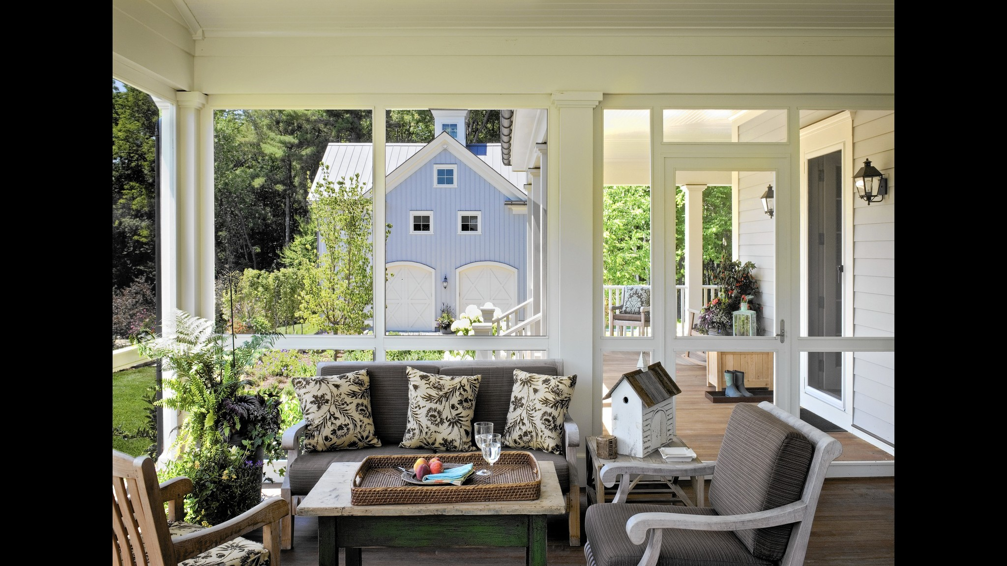 Screened porches: The return of a summer classic