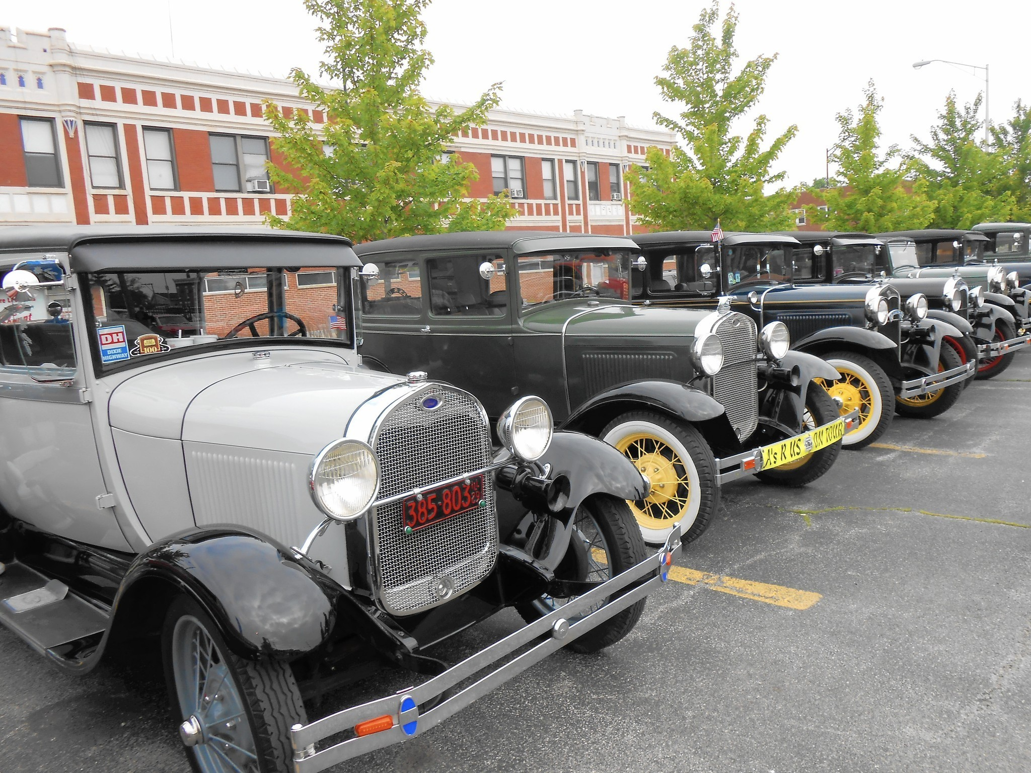 Highway To History 15th Annual Driving The Dixie Set For Saturday