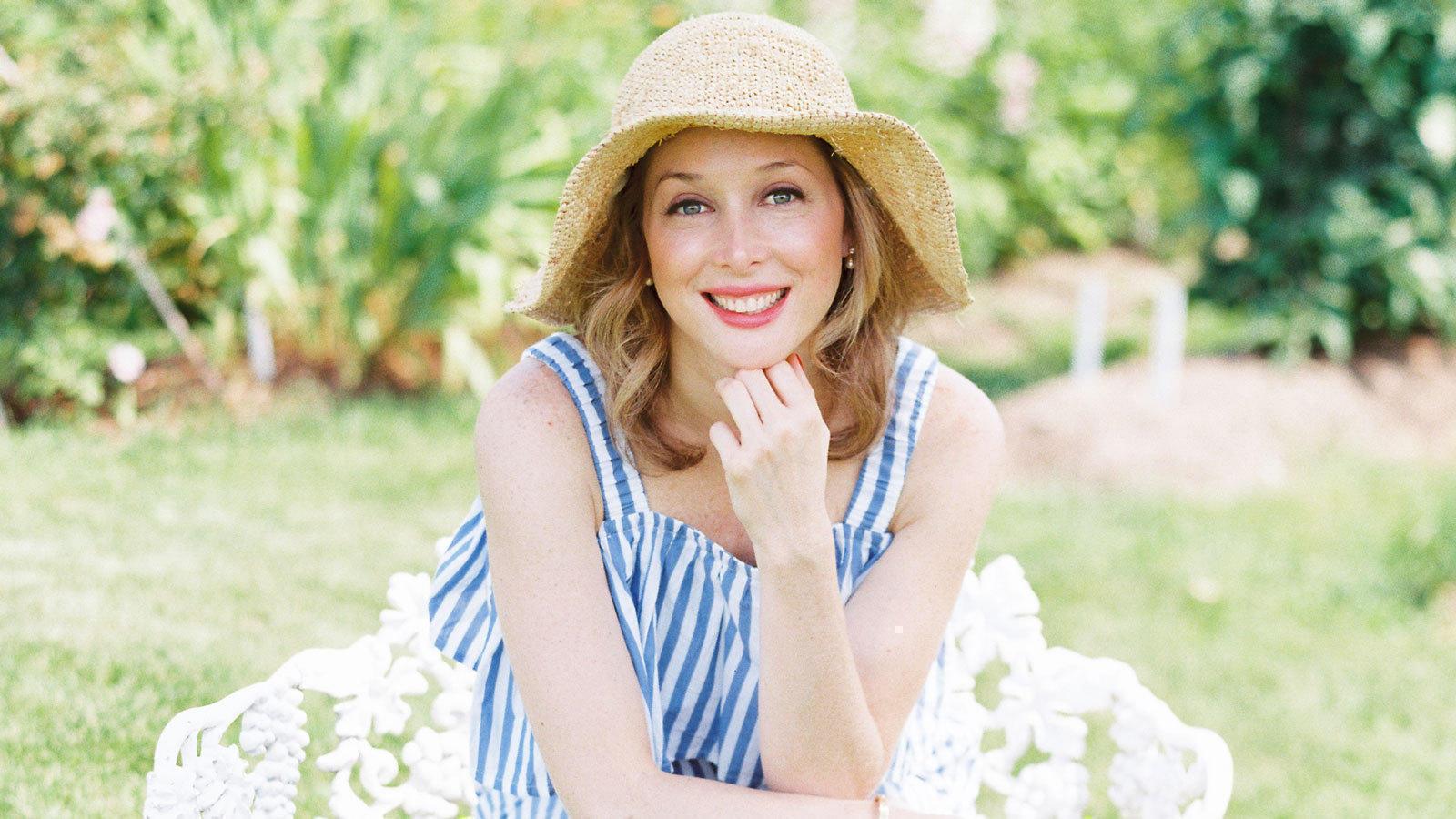 Beauty brand founder Tata Harper on skin care, California ...