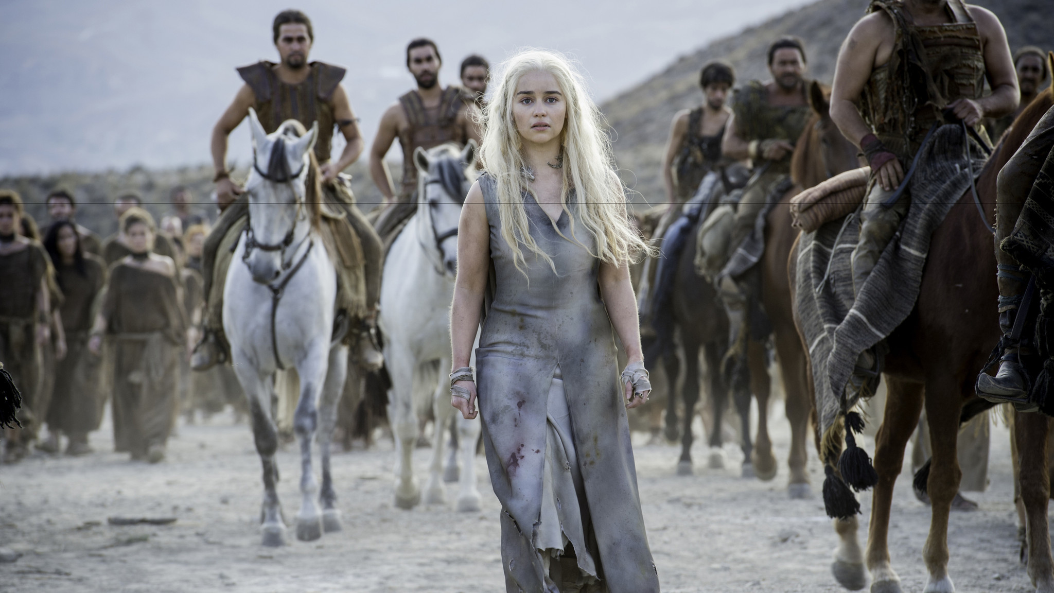 'Game of Thrones' and 'Outlander' top our summer TV binge list
