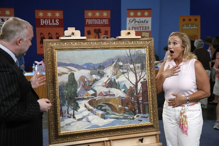 Image result for antiques roadshow pictures
