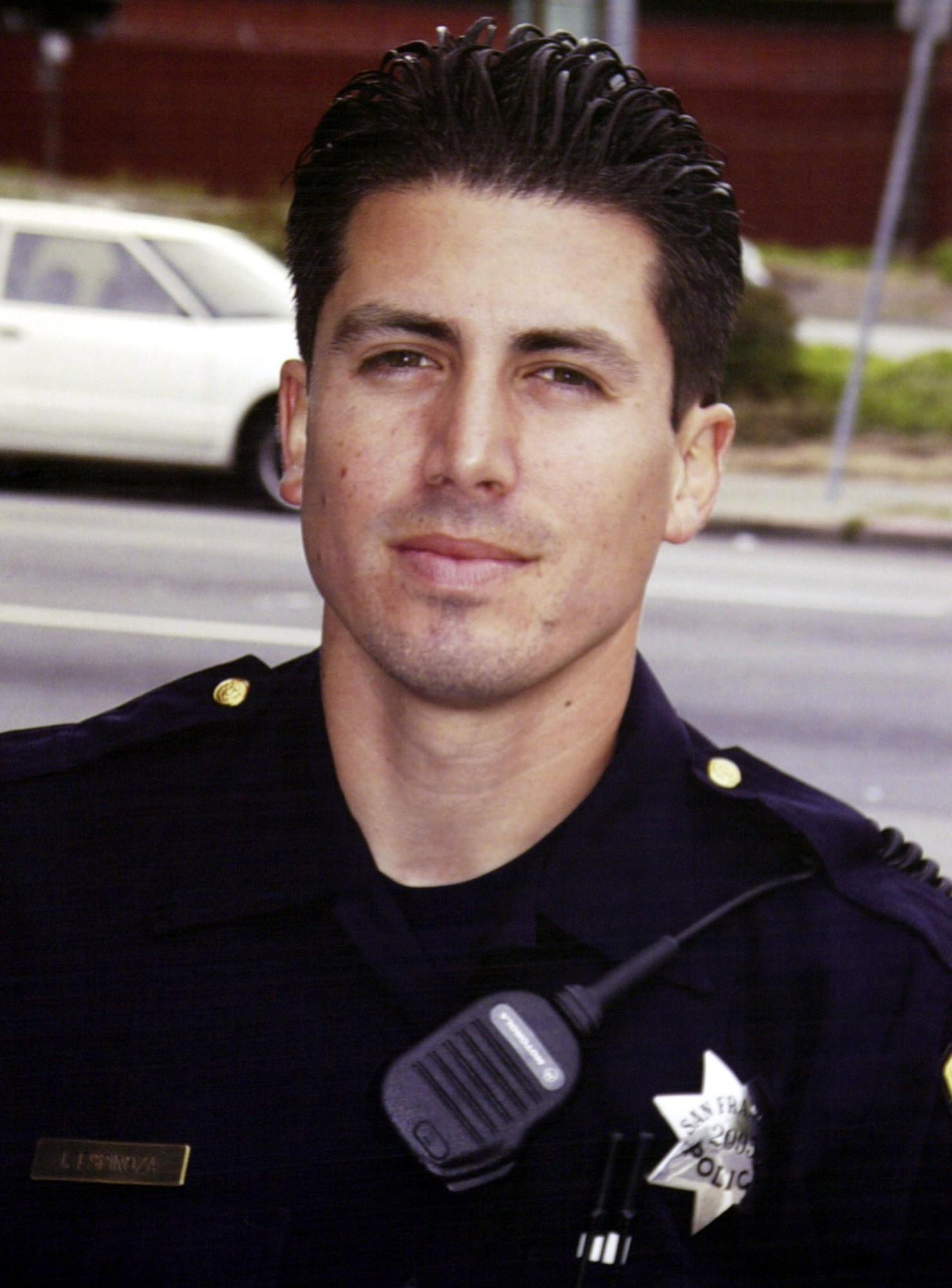 Slain San Francisco Police Officer Isaac Espinoza.