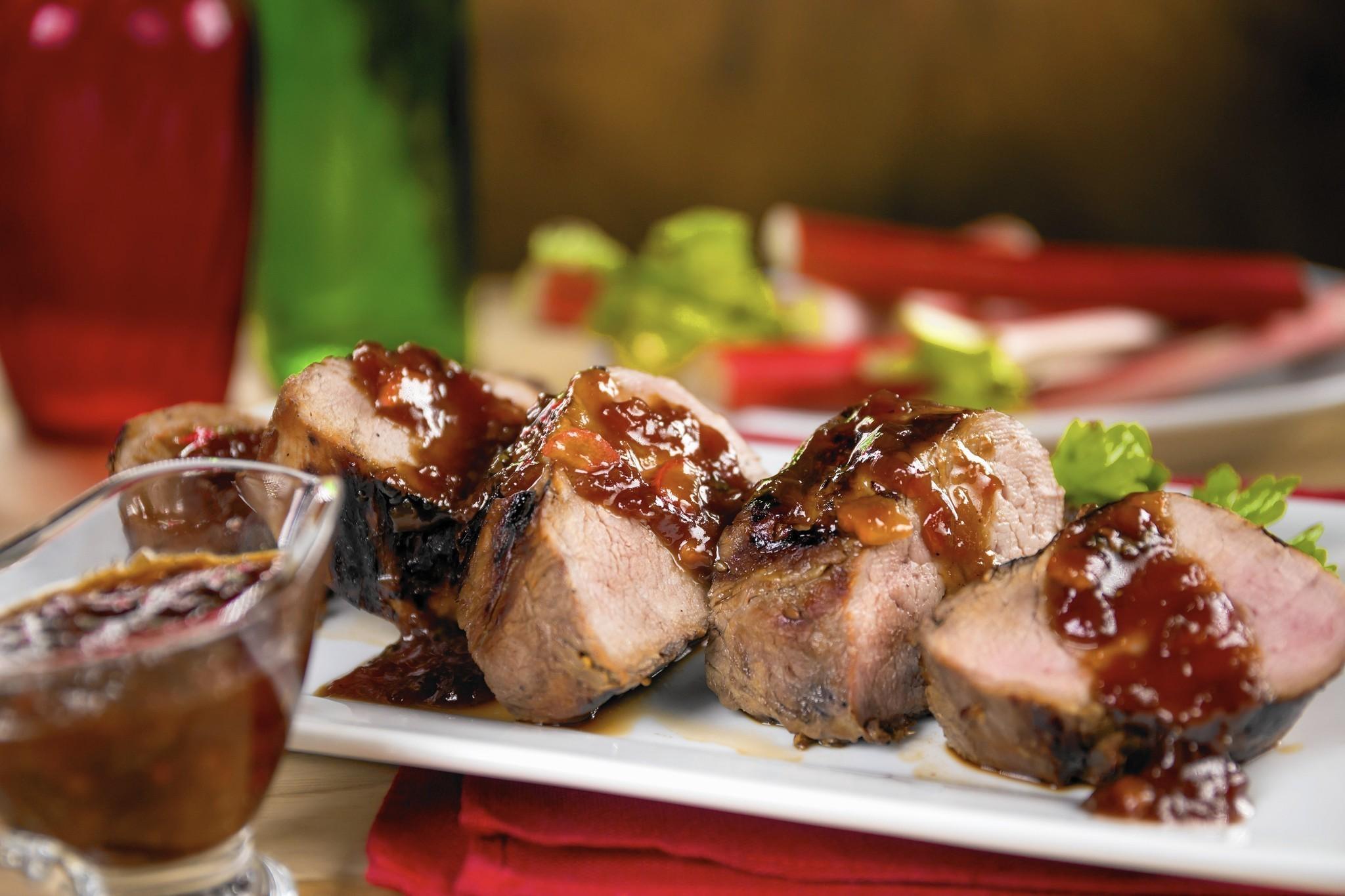 pork tenderloin recipes for grilling the forgotten cut - Chicago ...