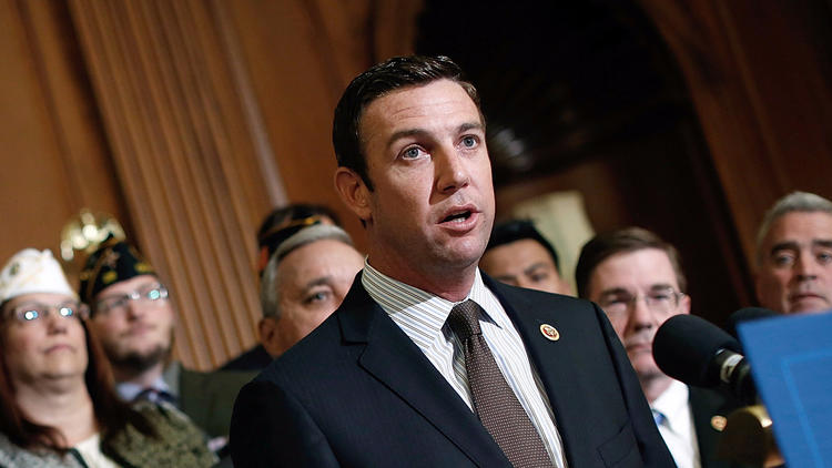 Rep. Duncan Hunter. (Getty Images)