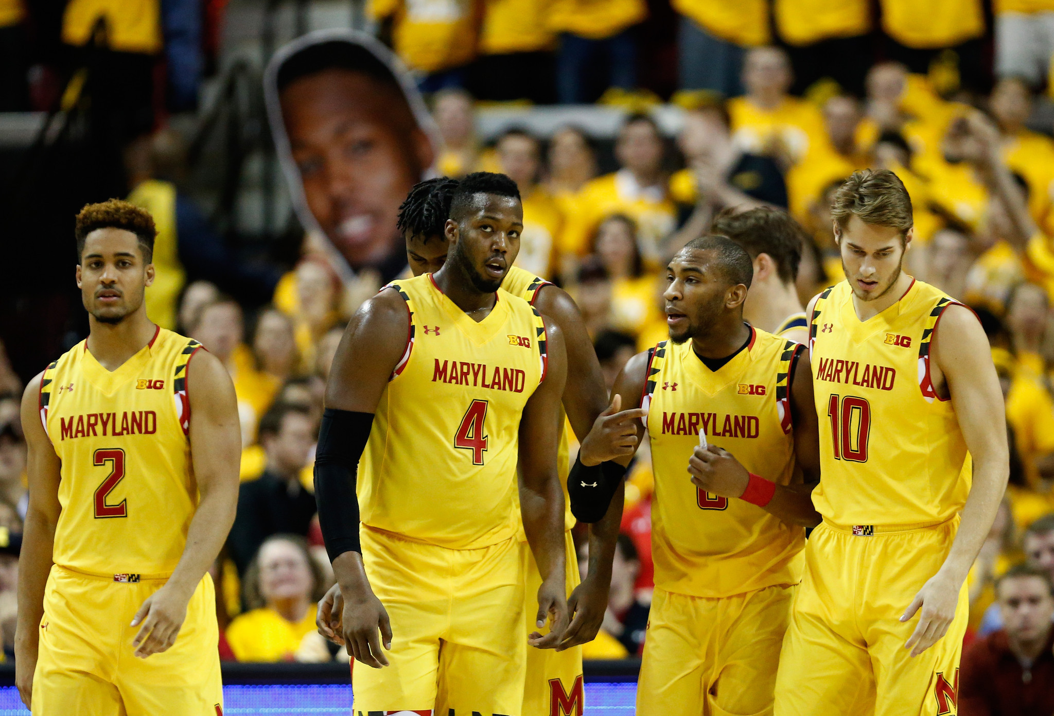 Maryland men's basketball's home schedule includes Indiana, Iowa, Michigan State and Purdue ...