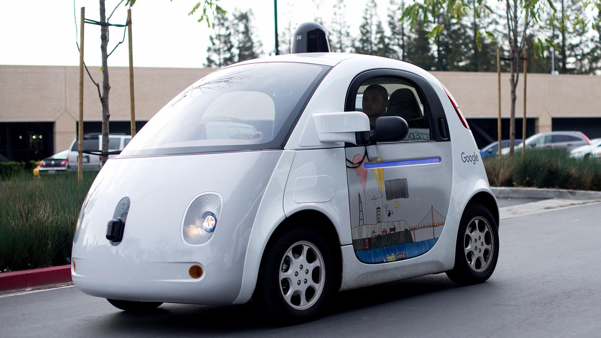 Self driving cars could flip the auto insurance industry on its head la times