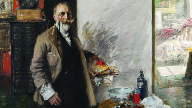 Restoring the portrait of an artist: How a new exhibition is giving William Merritt Chase his due