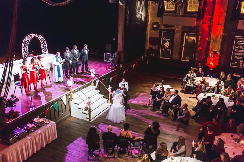 Tony n tina's wedding the movie