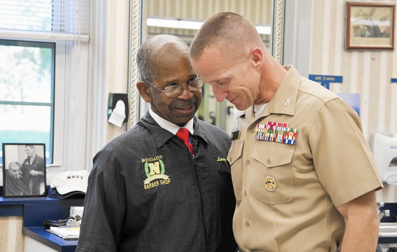 Final Cuts Naval Academy Barbers Retire After 34 Years Capital