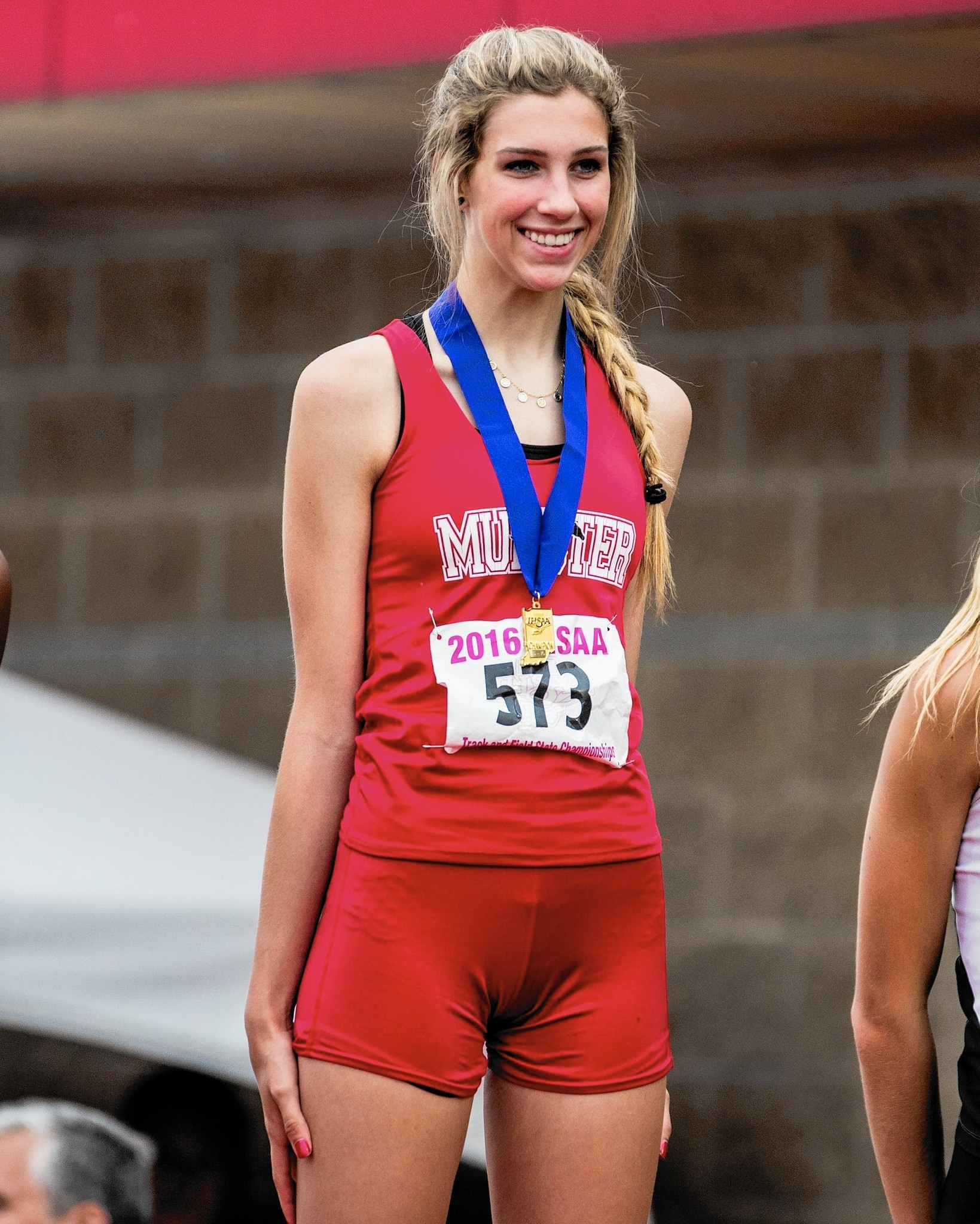 Corin Erwin is the 2016 Post-Tribune Girls Track Athlete ...