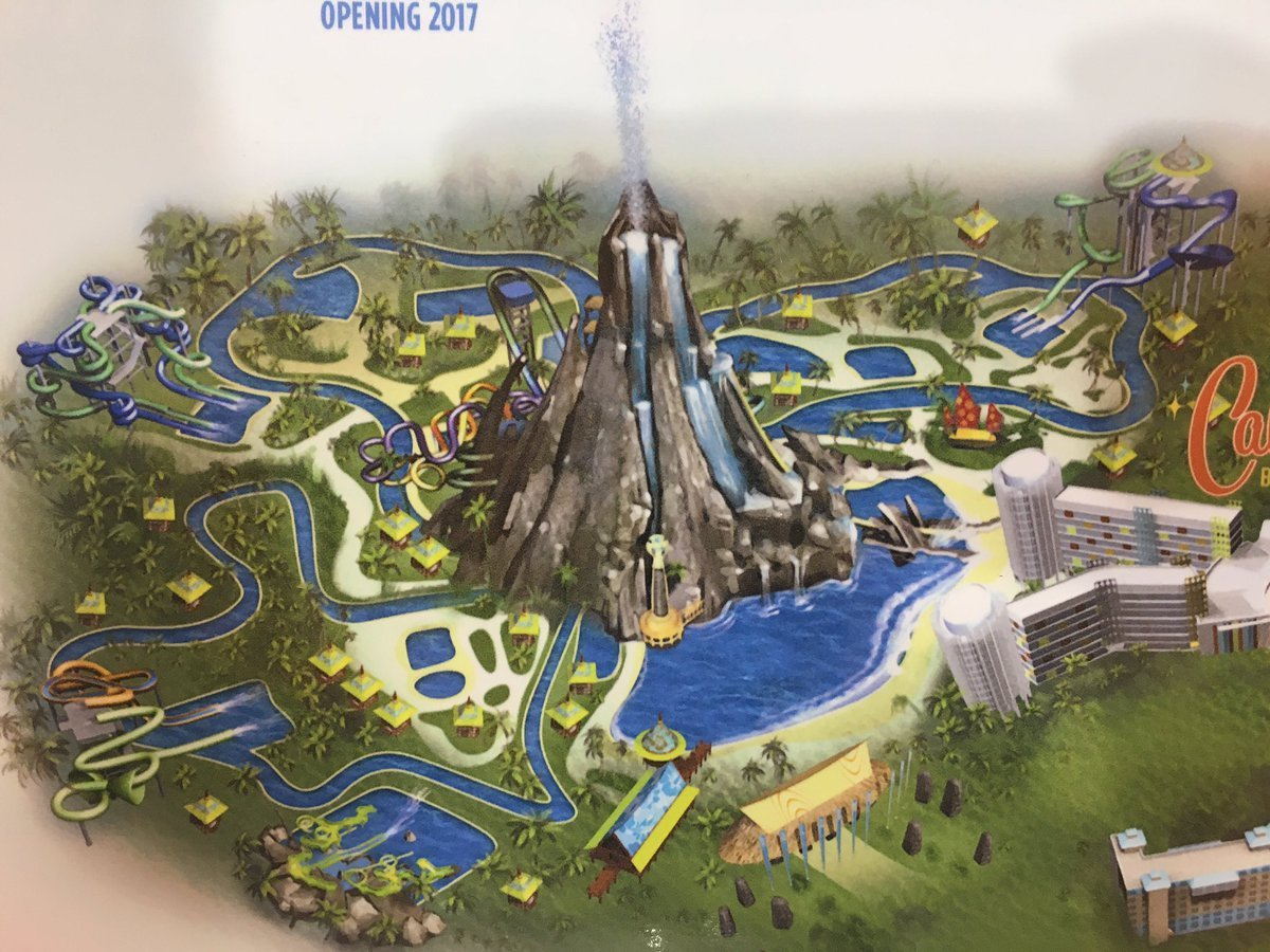 Universal Plan On Volcano Bay Opening By June 1 Orlando